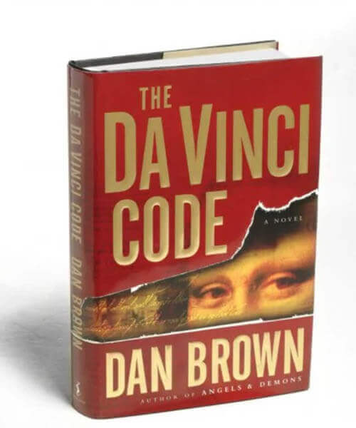 The Da Vinci Code Hardcover