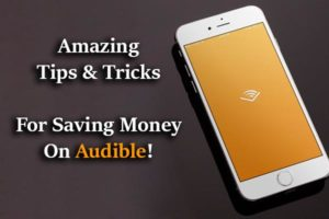 How to get Audible Credits Cheaply Tips & Tricks
