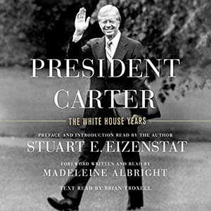 President Carter, The White House Years Book Cover