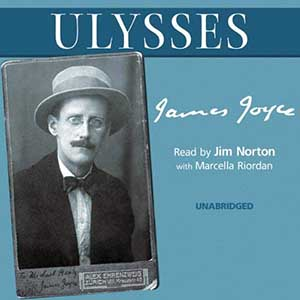 Ulysses, the most expensive Audible book
