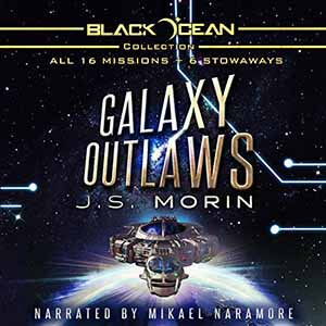 Galaxy Outlaws. The Complete Black Ocean Mobius Missions, 1-16.5