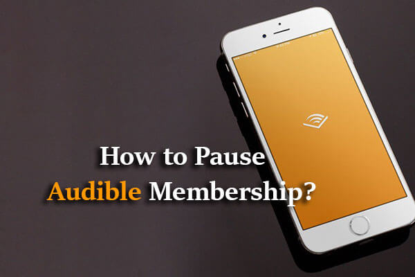 Texts: How to Pause Audible Membership?