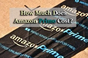 Texts: How Much Does Amazon Prime Cost? Amazon Prime Carton