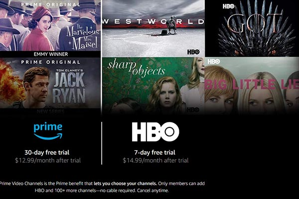 Is HBO Free With Amazon Prime? Amazon HBO Free Trial