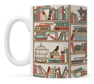 Book Coffee Mug