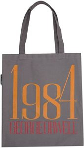 Out of Print 1984 Canvas Tote Bag
