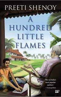 A Hundred Little Flames Book Cover