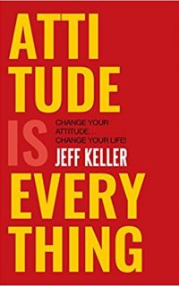 Attitude Is Everything Book Cover