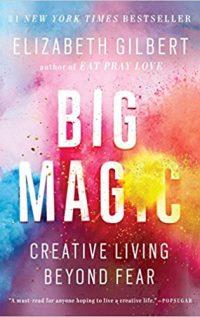 Best Books on Creativity: Big Magic Book Cover