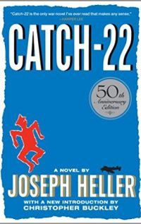 Interesting books to read: Catch-22 book cover
