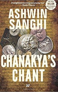 Chanakya's Chant Book Cover