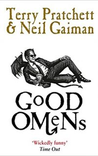 Interesting Books to Read: Good Omens Book Cover