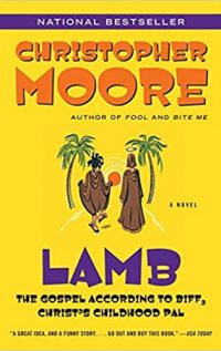 Interesting books to read: Lamb Book Cover