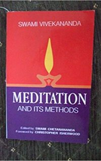 Meditation And Its Methods Book Cover