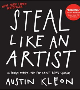 Books on Creativity: Steal Like an Artist