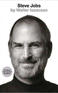 Life-Changing Books: Steve Jobs Book Cover