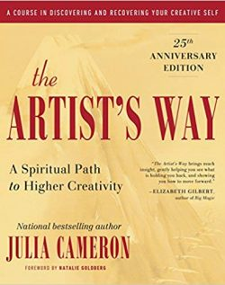 Cover of the Book 'The Artist's Way'
