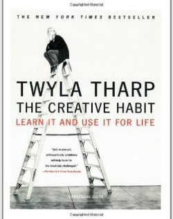 The Creative Habit Book Cover (Best Books on Creativity)