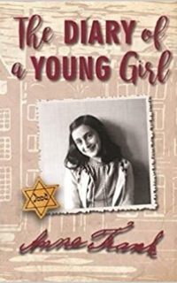 The Diary Of Young Girl Book Cover
