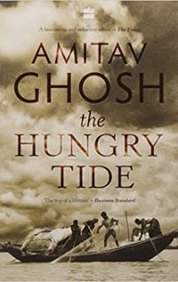 The Hungry Tide Book Cover