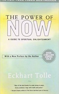 The Power Of Now Book Cover