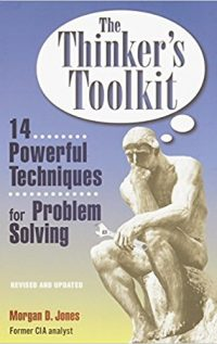 The Thinker's Toolkit Book Cover
