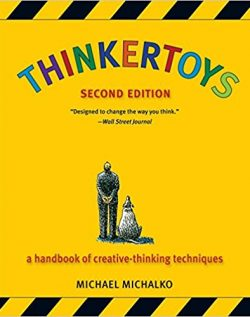 Creativity Book: Thinkertoys Book Cover