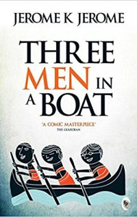 Three Men in a Boat book cover