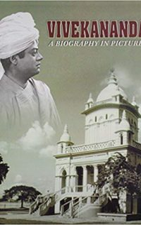 Vivekananda A Biography in Pictures Book Cover