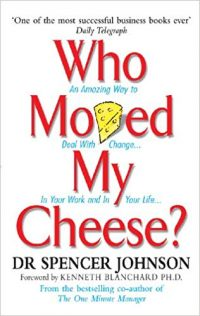 Life-Changing Books: Who Moved My Cheese?